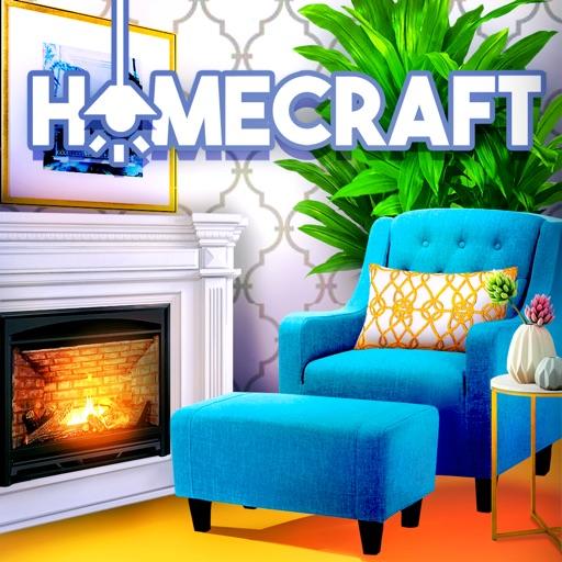 Homecraft - Home Design Game-SocialPeta
