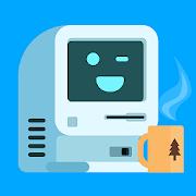 Cyber Dude: Dev Tycoon-SocialPeta