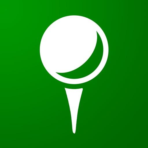 Golfer's Scorecard-SocialPeta