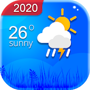 Weather Forecast  Clock Widget-SocialPeta