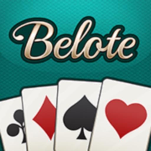 Belote.com - Jeu de Belote N°1-SocialPeta