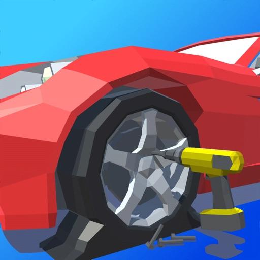 Car Restoration 3D-SocialPeta
