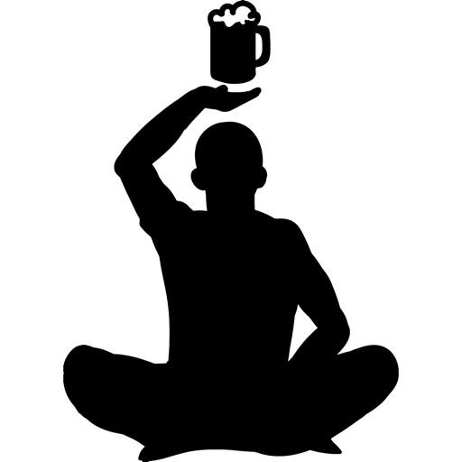 Drunken Monk-SocialPeta