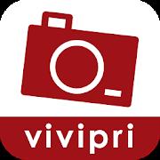 スマホ写真プリントvivipri 1枚1円でプロの求める最高級ペーパーおためし、スマホ写真を即日配達-SocialPeta