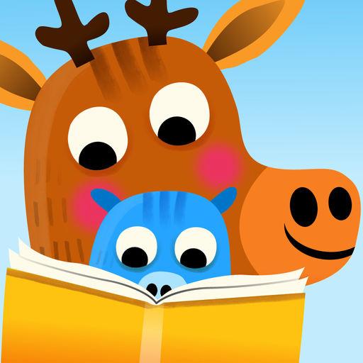 Caribu: Kids' Books & Coloring-SocialPeta