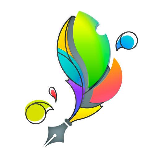 Line Art: Colour by Numbers-SocialPeta