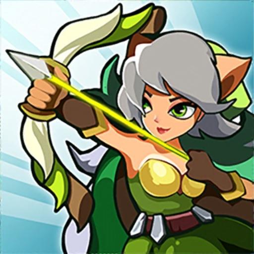 Castle Defender: Idle Defense-SocialPeta