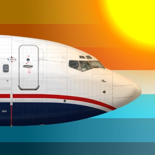 737 Flight Simulator-SocialPeta