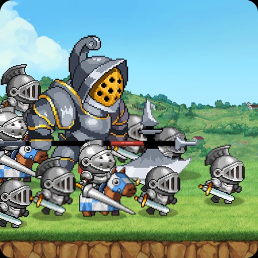 Kingdom Wars Defense!-SocialPeta