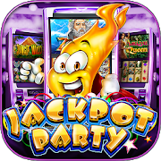 Jackpot Party Casino: Slot Machines  Casino Games-SocialPeta