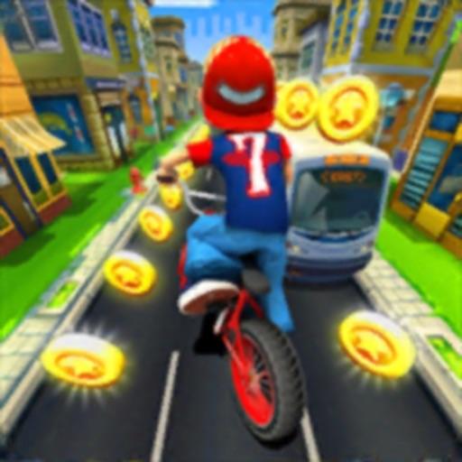 Bike Race - Bike Blast-SocialPeta