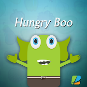 Hungry Boo! the little alien-SocialPeta