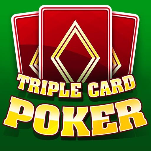 Triple Card Poker Casino-SocialPeta