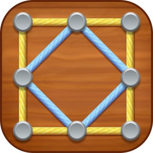 Line Puzzle: String Art-SocialPeta