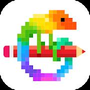 Pixel Art: Color by Number-SocialPeta