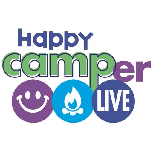 HAPPY CAMPER LIVE-SocialPeta