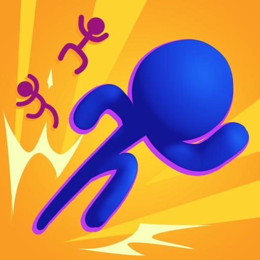 Stickman Dash!-SocialPeta