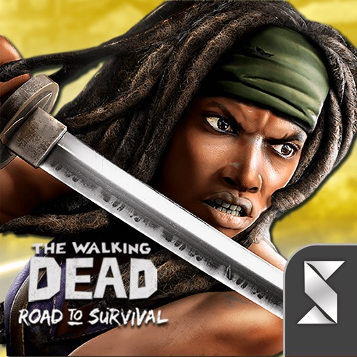 Walking Dead: Road to Survival-SocialPeta