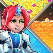 Kingdom Quest - Hero Rescue - Pin Puzzle-SocialPeta
