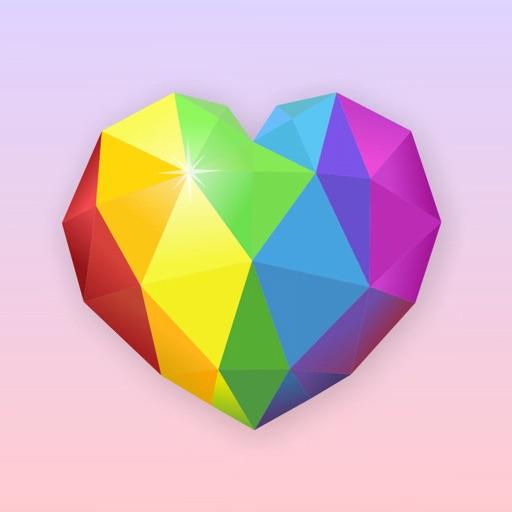 Poly Pop - 3D sphere puzzle-SocialPeta