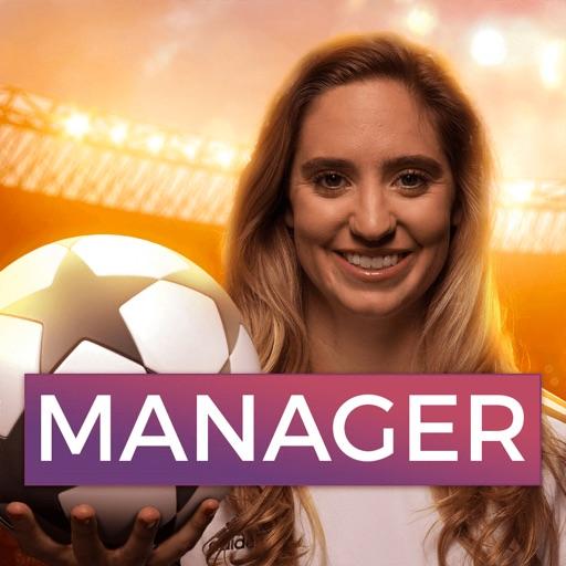 Women's Soccer Manager-SocialPeta