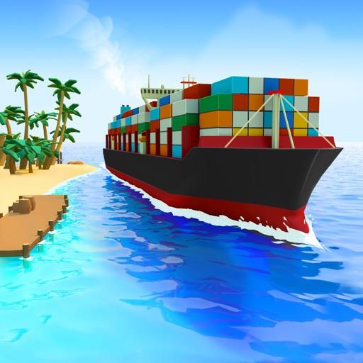 Sea Port: Ships & Trade Tycoon-SocialPeta