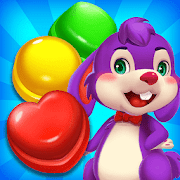 Sweet Candy - Free Match 3 Puzzle Game-SocialPeta