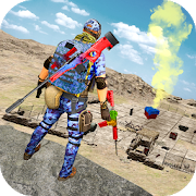 FPS Battle Royale 2020: Firing Squad Battleground-SocialPeta