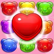 My Jelly Bear Story : New candy puzzle-SocialPeta