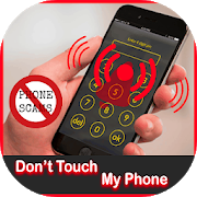 Don't Touch My Phone - Prevent Mobile Phone Theft-SocialPeta