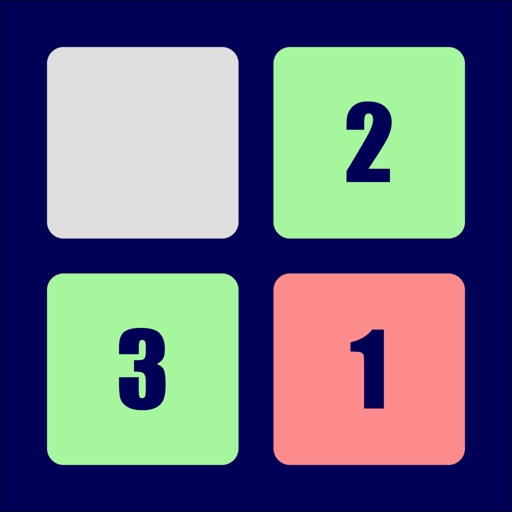 Sort It - 8-15 Puzzle Blocks-SocialPeta