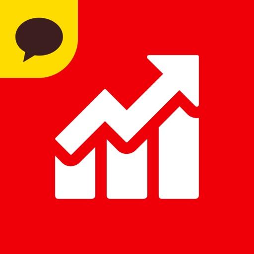 증권플러스 for Kakao - 국민 증권앱-SocialPeta