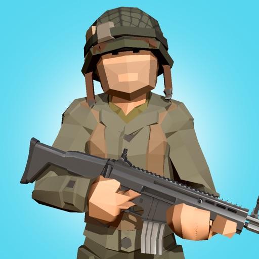 Idle Army Base-SocialPeta