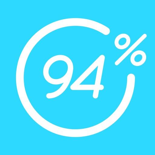 94% - Quiz, Trivia & Logic-SocialPeta