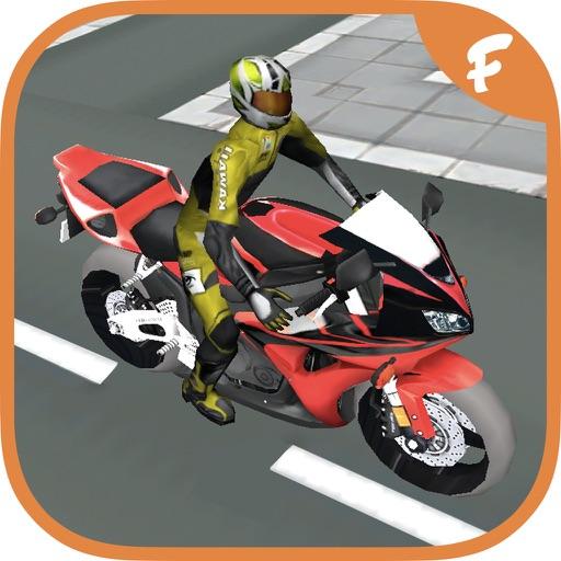 3D Bike Cyclone-SocialPeta
