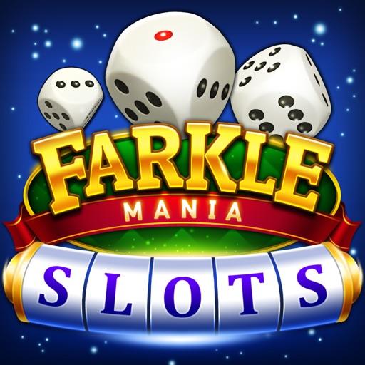 Farkle mania - slots, dice-SocialPeta