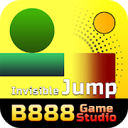 Invisible Jump-SocialPeta