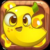 Banana in the Jungle: Match 3 Fruits, Blast Puzzle-SocialPeta