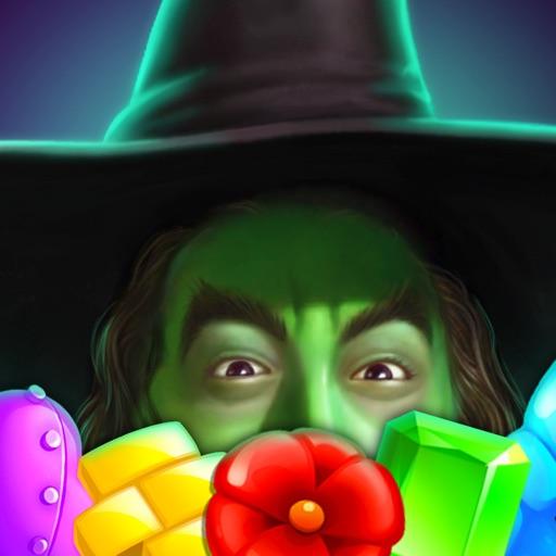 The Wizard of Oz Magic Match 3-SocialPeta