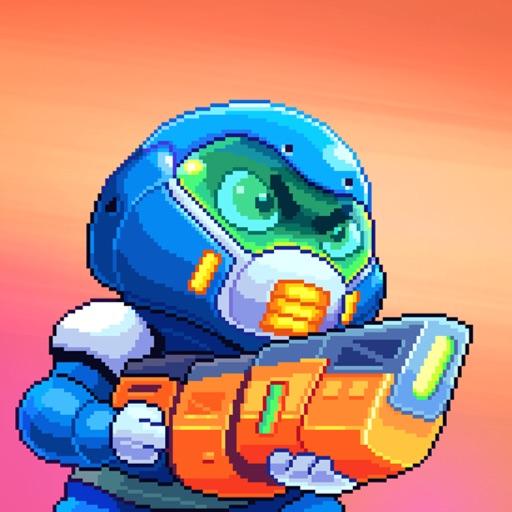 Space Gunner - Galaxy Shooter-SocialPeta