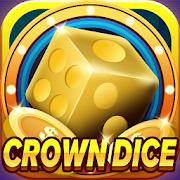 Crown Dice-SocialPeta