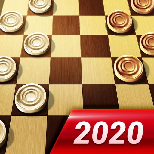 Checkers Game - Quick Checkers-SocialPeta
