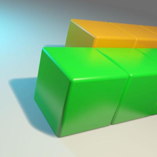Clash of Blocks!-SocialPeta