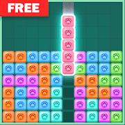 Block Puzzle - Pet World-SocialPeta