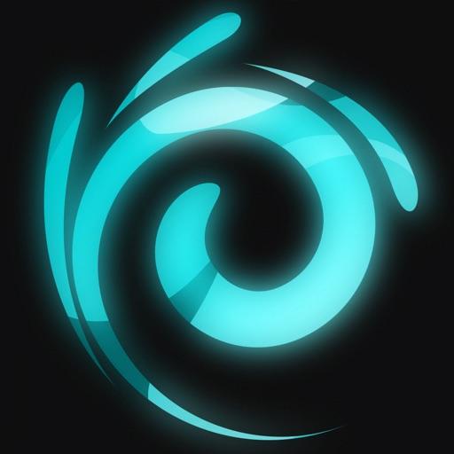 Neon Splash-SocialPeta