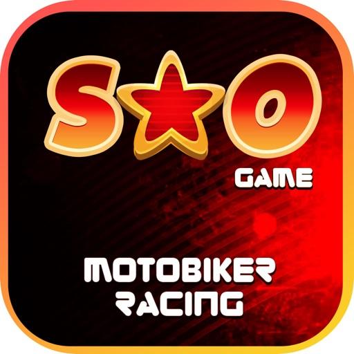 SAO GAME: MOTOBIKER RACING-SocialPeta
