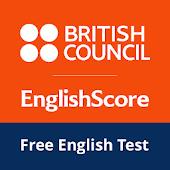 EnglishScore: Free British Council English Test-SocialPeta