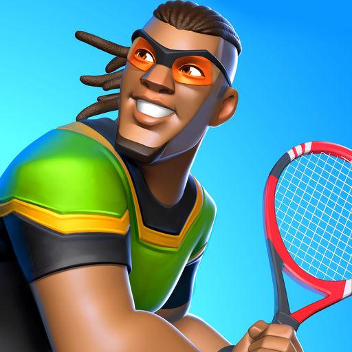 Tennis Clash: Fun Sports Games-SocialPeta