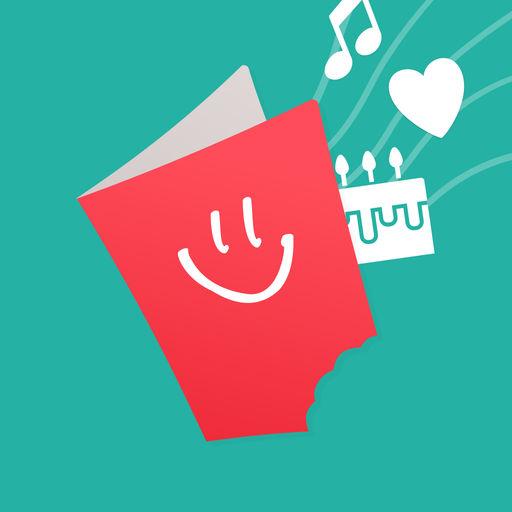 CardSnacks: ecards, greetings-SocialPeta