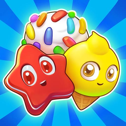Candy Riddles: Match 3 Puzzle-SocialPeta